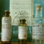 Lovely tiny bottles full of wickedness