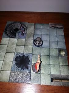 D&D tiles with accessory tiles