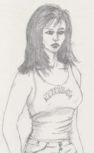 "Alexandra ""Lexa"" Valentine"