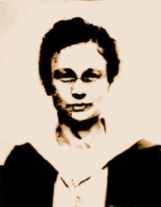 Miss Fern Hobbs, 1918