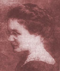 Miss Fern Hobbs, 1914