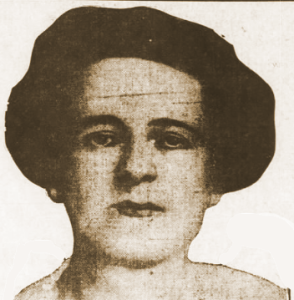"Mrs. Louise ""Lulu"" Duryea Bailey"